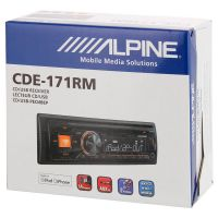 Магнитола CD/MP3 Alpine CDE-171RM
